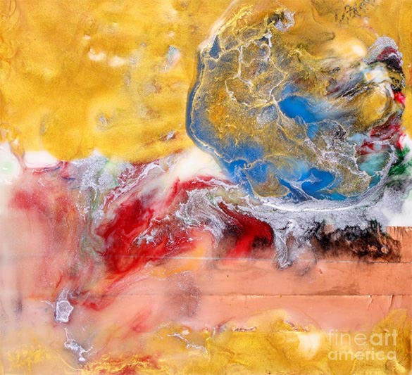 beautiful encaustic painting download