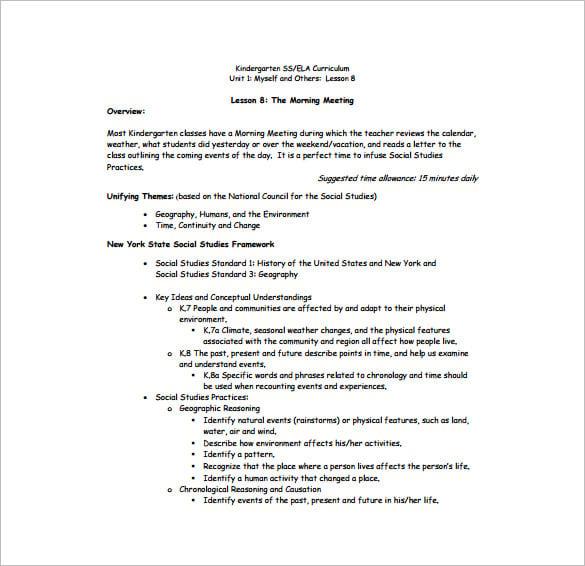 Lesson Plan Example Solarfm