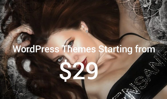 WordPress-Themes-Deal-for-November---Starting-from-$29