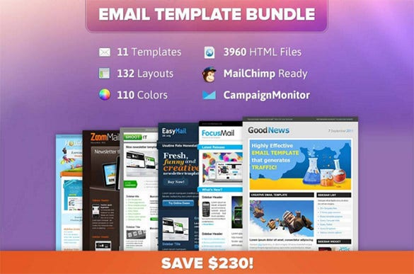 11-Professional-Email-Templates-only-$12