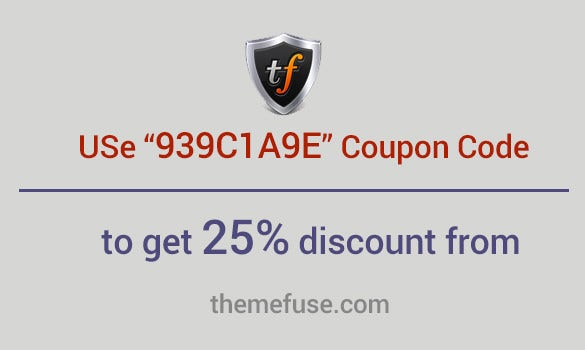 25%-Coupon-Code-from-ThemeFuse