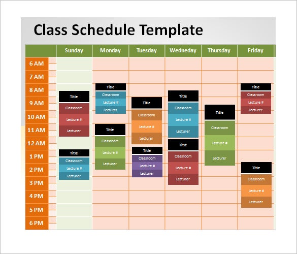 schedule ppt - hola.klonec.co, Powerpoint Schedule Template, Powerpoint templates