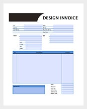 invoice template – 250+ free word, excel, pdf format download, Invoice templates