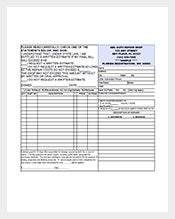 auto-repair-invoice-form