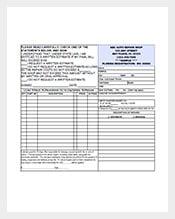 auto-repair-invoice-form