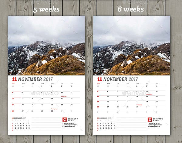 Calendar Template   Free Psd Vector Eps Png Format Download