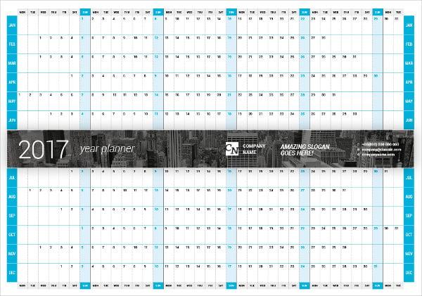 year-planner-2017-calendar