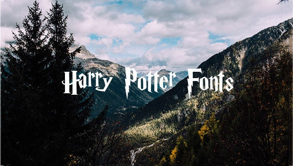 harrypotterfonts
