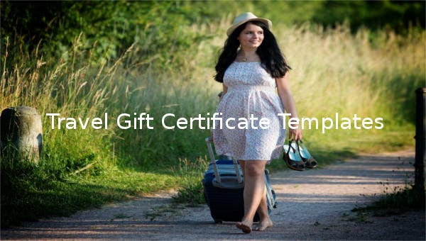 travelgiftcertificatetemplates