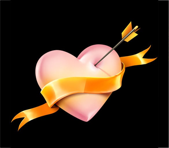 5 astonishing heart icon for you