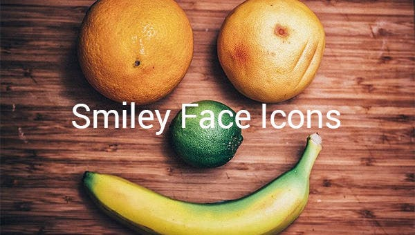 smiley face icons