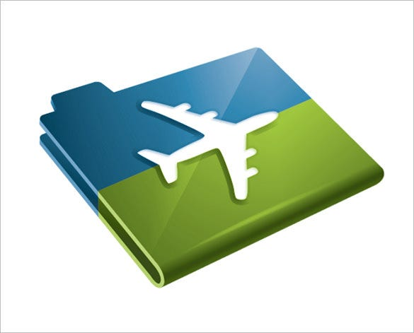 105 fantastic aeroplane icons download