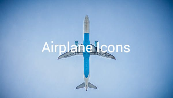 airplaneicons