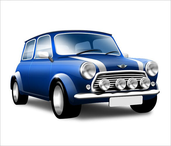 6 bmw car mini icon download