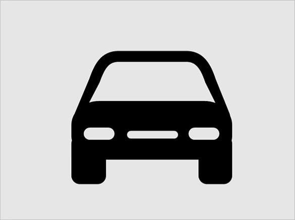 car compact free icon