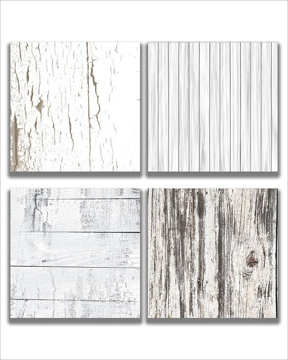 10 white wood distressed paper textures