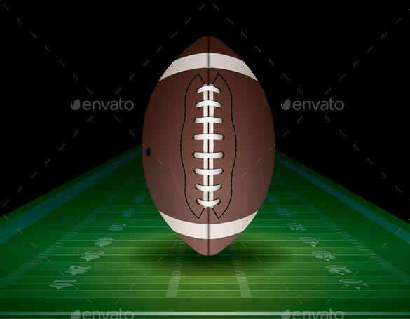 american football field illustration texture