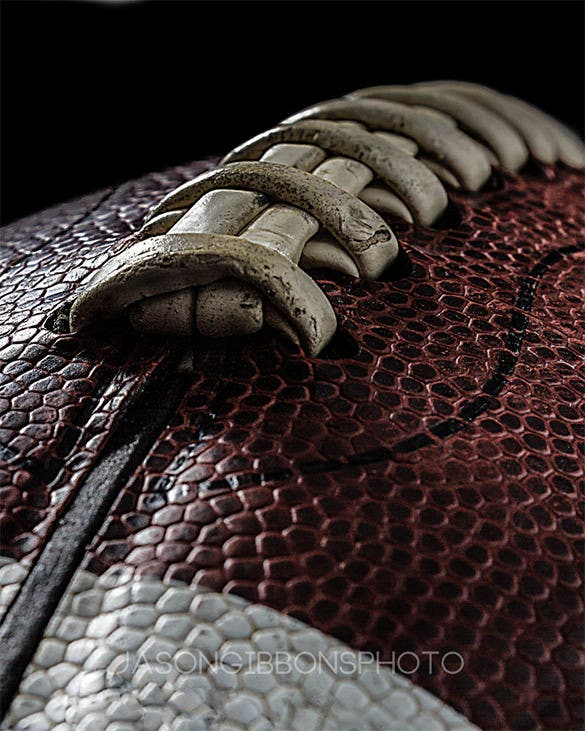 fabulous premium football texture