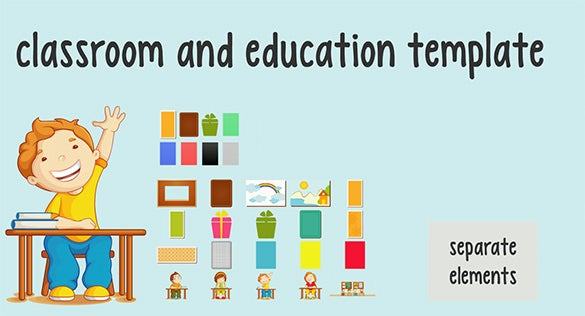 teaching and education teacher prezi template