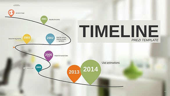 download sample timeline prezi template