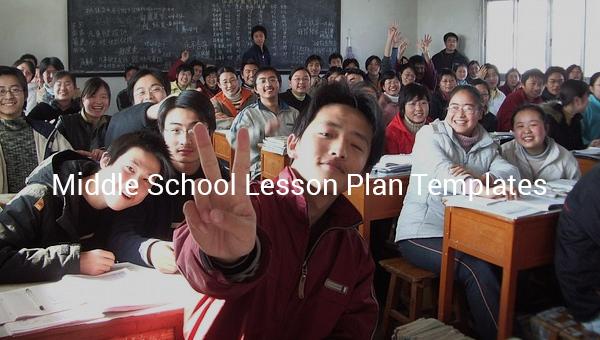 middleschoollessonplantemplate1