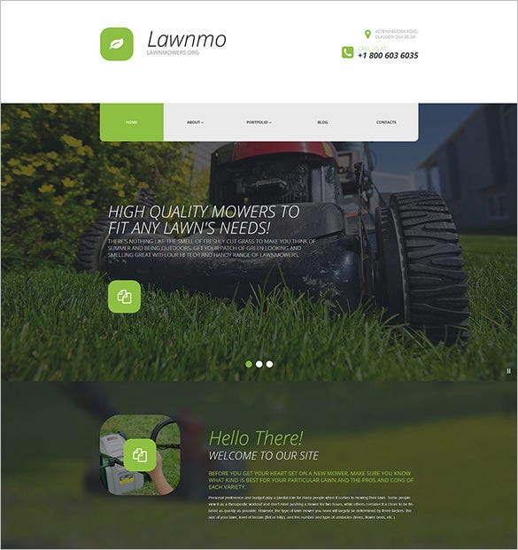 wordpress theme for professional corporate website