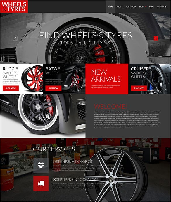 wheels tyres accessories woocommerce theme2