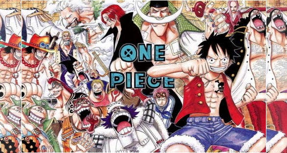 poster template for one piece