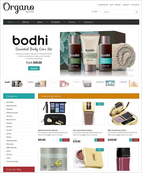 5 Beauty WooCommerce Themes & Templates | Free & Premium Templates