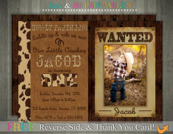 Beautiful Western Cowboy Wanted Poster Example Download  Free Printable Wanted Poster