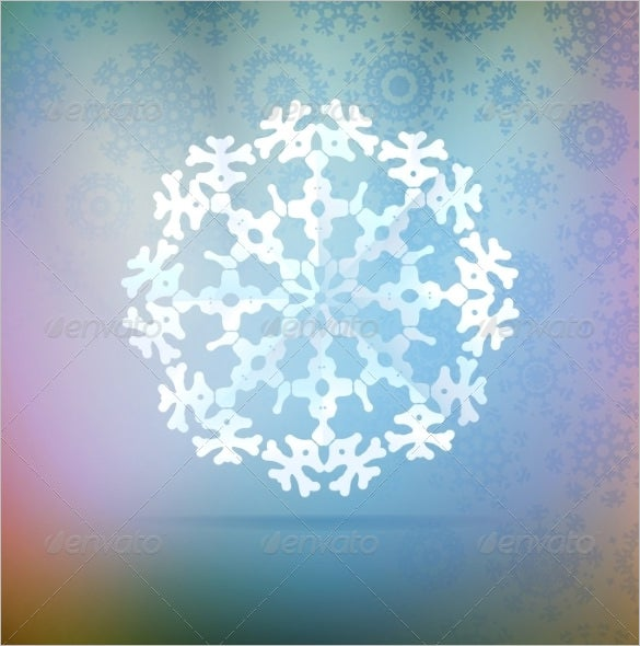 paper snowflakes winter background eps format download
