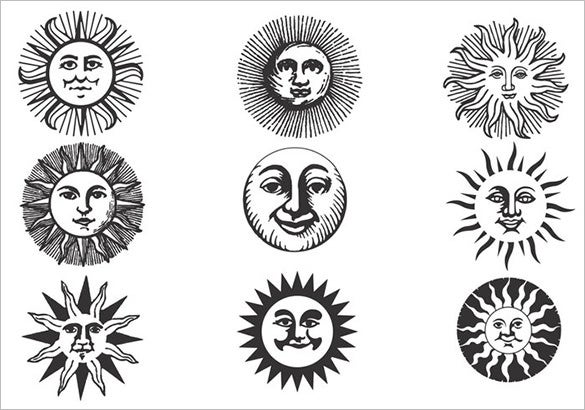 ancient sun brushes
