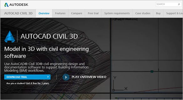 Autocad-Civil-3D---Civil-Engineering-Software