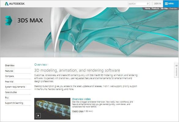 3DS-MAX---Modeling-&-Rendering-Software