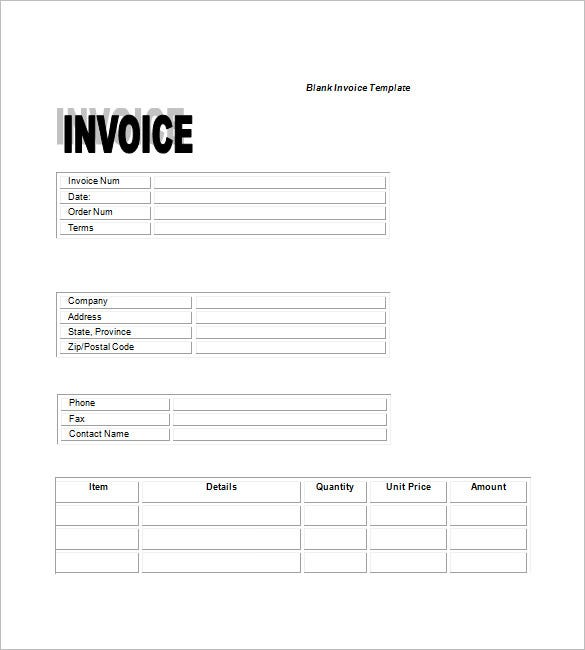 Service Invoice Template – 10+ Free Sample, Example, Format