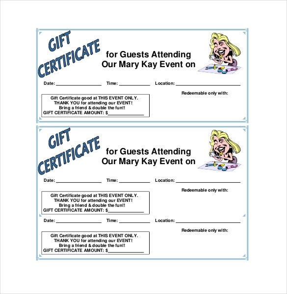 Blank gift certificate template 29 examples in pdf word free event gift certificate example qtoffice free download yadclub Choice Image