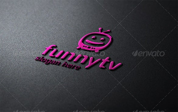 funny tv logo
