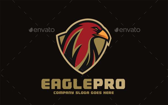 pro eagle logo