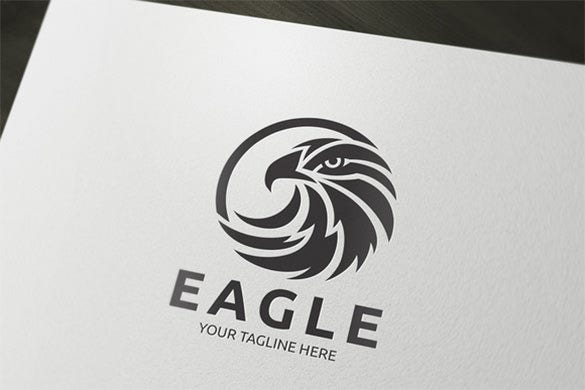 20 eagle logos free psd vector eps ai format download free