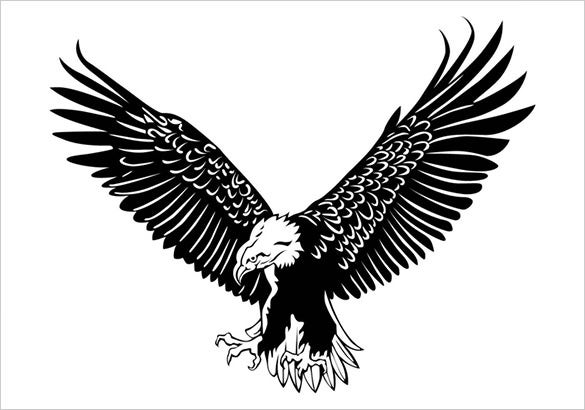 real eagle logo
