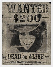 Old-Western-Vintage-Wanted-Poster-Photoshop-Format