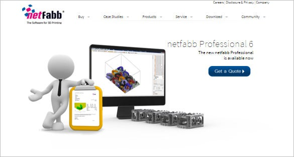 netfabb best software for 3d printing