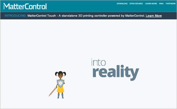 MatterControl---3D-Printing-Software