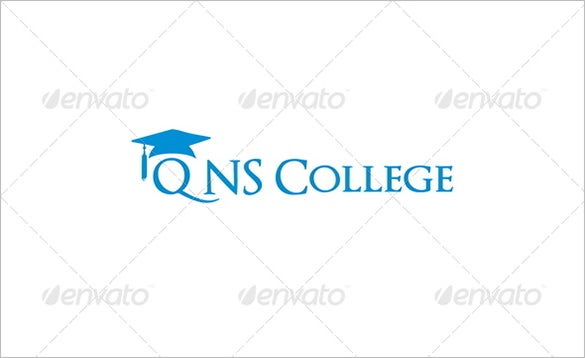 20 college logos � free psd vector eps ai format