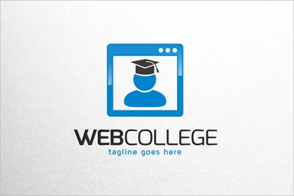 web college logo