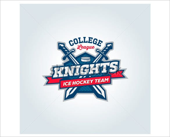 hockey college logo
