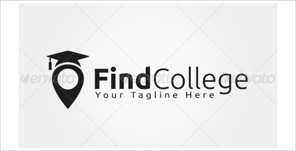 find college logo