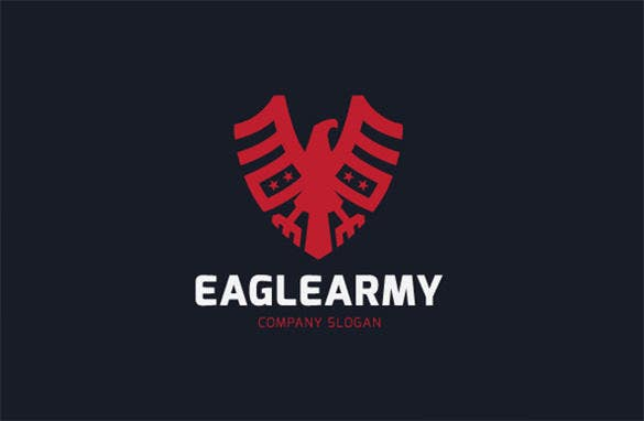 eagle army logo