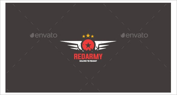 red army logo