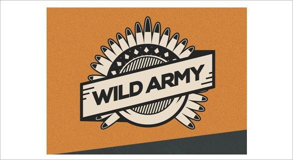 wild army logo